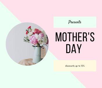Скидки к празднику Матери
