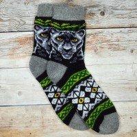 Мужские теплые носки из шерсти ангоры Angorka ICH077