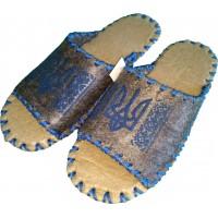 Комнатные мужские фетровые тапочки 4Rest F103 40/41 размер