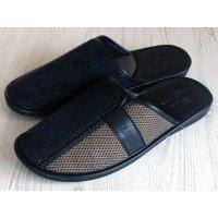 Комнатные мужские текстильные тапочки БЕЛСТА (BELSTA) B501