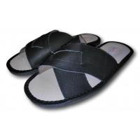 Комнатные мужские кожаные тапочки TapMal С174 46 размер