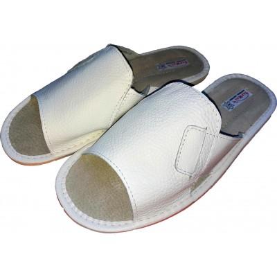 Мужские кожаные домашние тапочки TapMal 41 размер 26 см (модель C31)