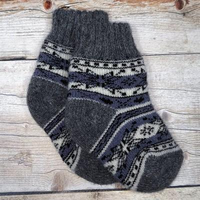 Детские ангоровые носки Angorka 19 размера 12 см (модель ID169)