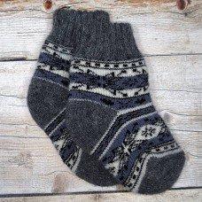 Детские теплые носки из шерсти ангоры Angorka ID169 19 размера