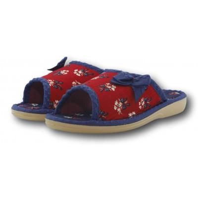 Детские текстильные  домашние тапочки BELSTA 35 размер 22,5 см (артикул B3004)