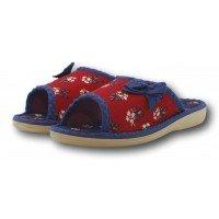 Комнатные детские текстильные тапочки БЕЛСТА (BELSTA) B3004