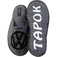 Комнатные мужские войлочные тапочки TapOK T106