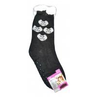 Женские домашние носки SOFTSAIL DN016bl-3 39-42 размер