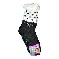 Женские домашние носки SOFTSAIL DN016bl-1