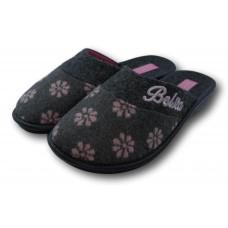 Комнатные женские текстильные тапочки БЕЛСТА (BELSTA) B1-60 36 размера