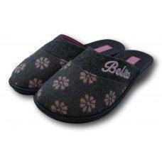 Комнатные женские текстильные тапочки БЕЛСТА (BELSTA) B1-60 38 размера