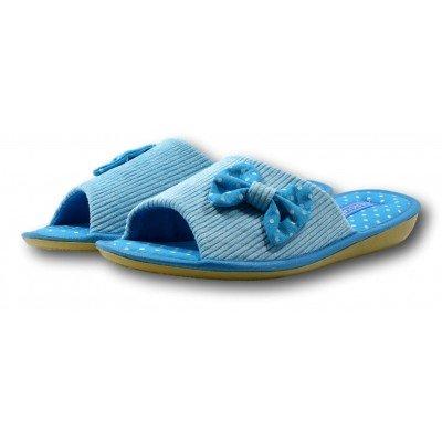 Женские текстильные  домашние тапочки BELSTA (артикул B1002)