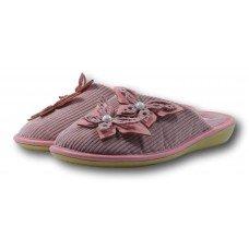 Комнатные женские текстильные тапочки БЕЛСТА ( BELSTA ) B1003 39 размера