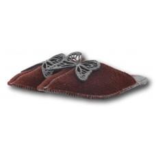 Комнатные женские войлочные тапочки БЕЛСТА (BELSTA) B501 41 размер