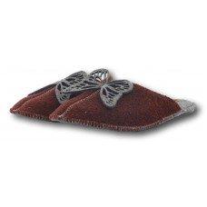 Комнатные женские войлочные тапочки БЕЛСТА (BELSTA) B501 37 размер