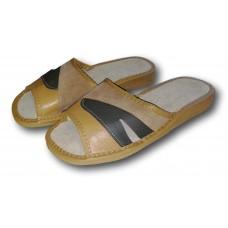 Комнатные женские кожаные тапочки Nowbut N18 36 размер