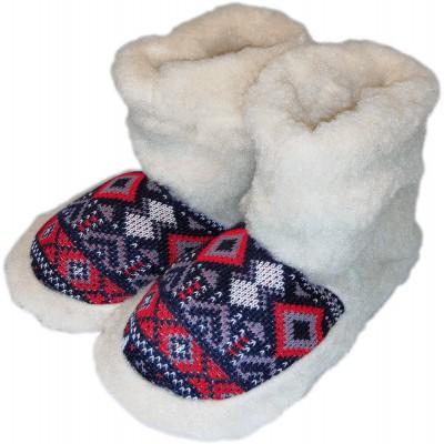 Комнатные женские тапочки чуни (угги) из овчины Polmar 40/41 размер 27 см (модель 1008-01)