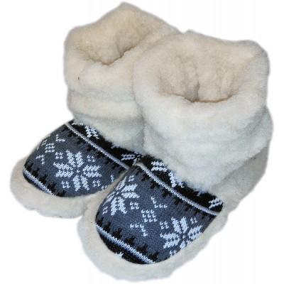 Комнатные женские тапочки чуни (угги) из овчины Polmar 38/39 размер 25,5 см (модель 1008-05)