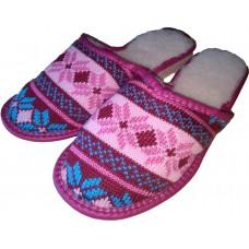 Комнатные теплые женские тапочки Polmar P206p 36 размер
