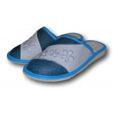 Комнатные женские кожаные тапочки TapMal A121