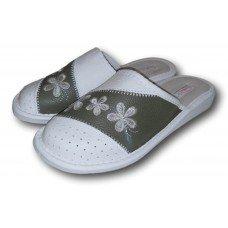 Комнатные женские кожаные тапочки TapMal A144 37 размер