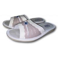 Кімнатні жіночі шкіряні тапочки TapMal A92