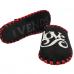 Комнатные женские фетровые тапочки ручной работы VENDS 40/41 размер 26 см (модель 232W)