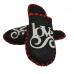 Комнатные женские фетровые тапочки ручной работы VENDS 36/37 размер 23 см (модель 232W)