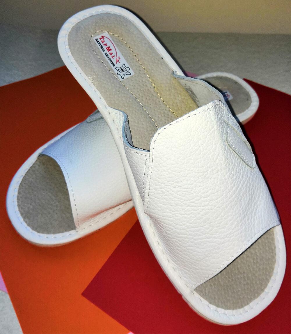 Купить кожаные тапки мужские TapMal C31 46 размера. Фото 2