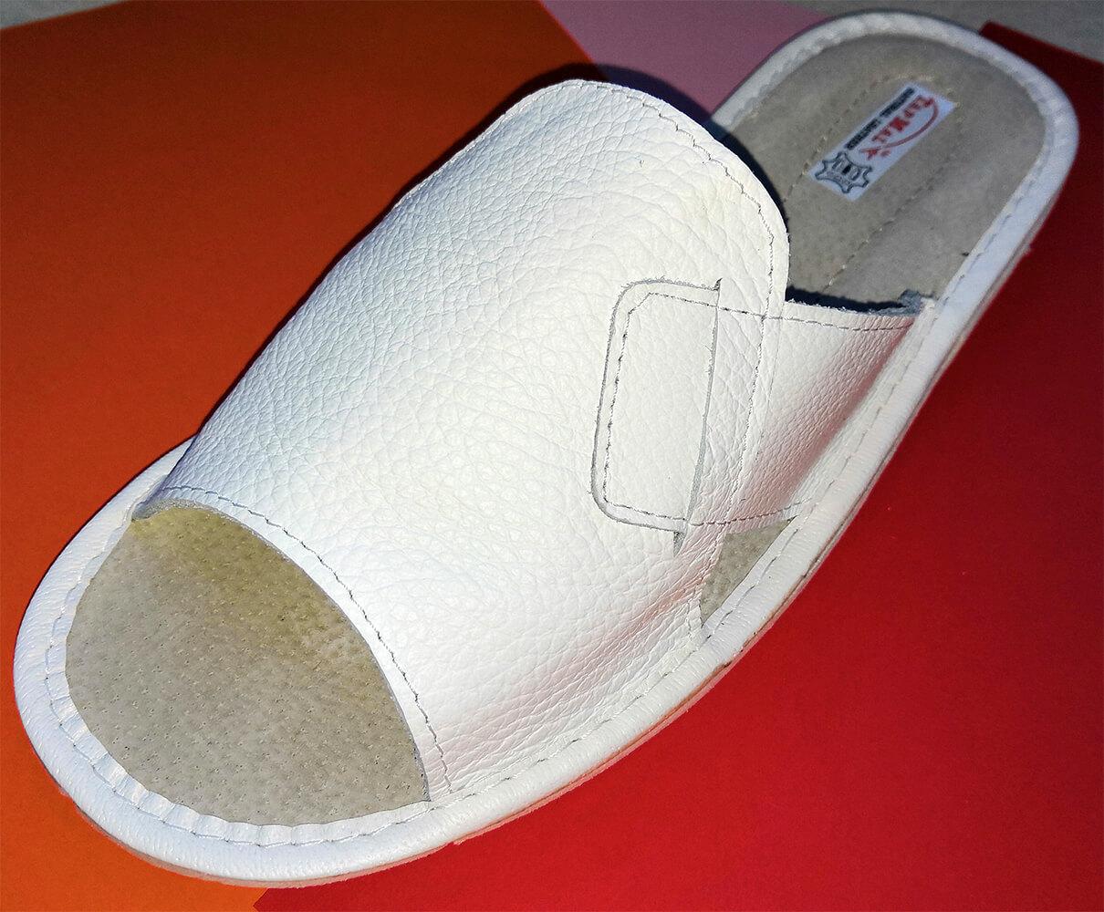 Купить кожаные тапки мужские TapMal C31 46 размера. Фото 3