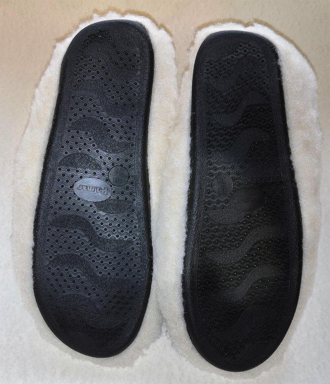 Женские комнатные тапочки-сапожки на овчине Polmar 1008-06 40/41 размера. Фото 3