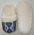 Женские комнатные теплые тапочки на овчине Polmar 1009-04 37 размера. Фото 2