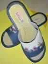 Тапки кожаные женские купить TapMal A308 40 размера. Фото 2